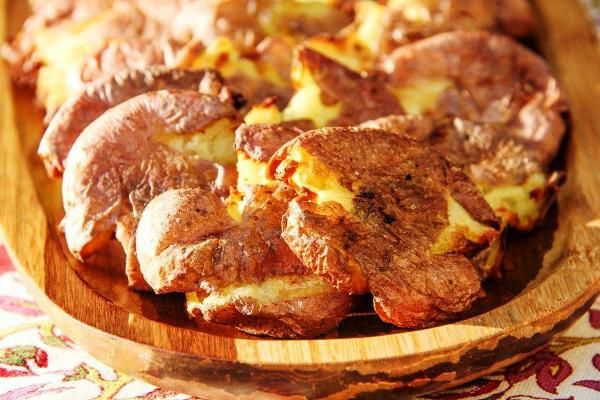 Crispy Smashed Potatoes (23)