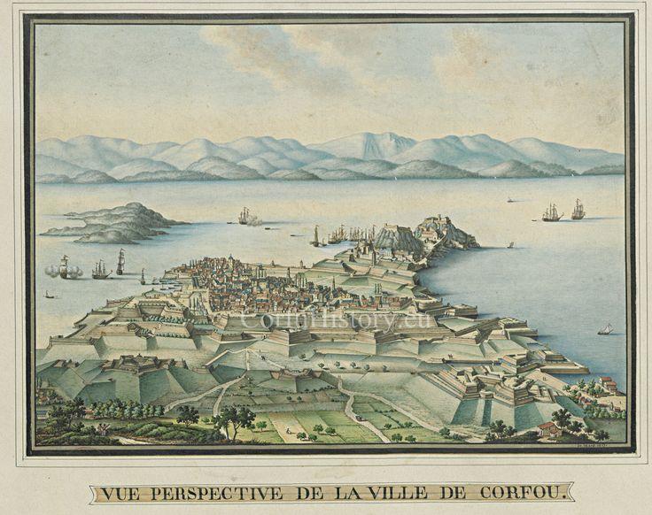 ville de Corfou