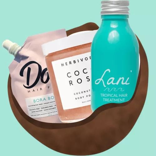 Tropical Beauty: 18 Coconut Products Your Hair And Skin ...