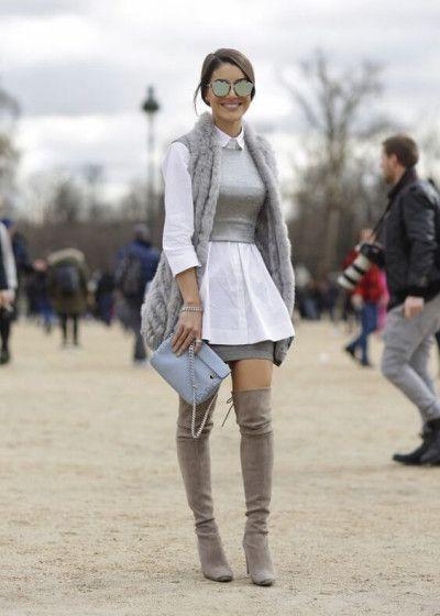 A blusa cropped continua no inverno como uma ótima alternativa de dar um up no visual. Conheça 6 motivos e maneiras de adotar a peça nesta temporada.