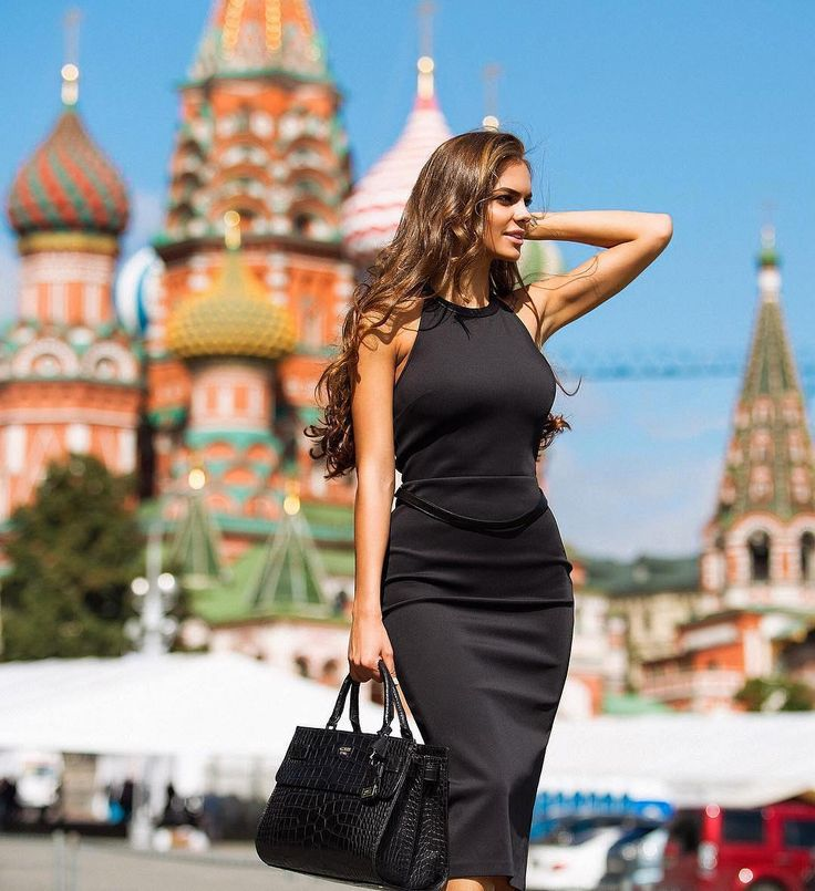 Viki Odintcova joined us for #WorldofGUESS Russia!