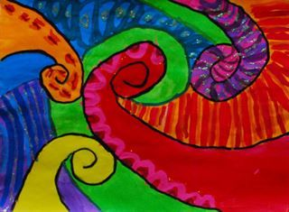 Check out student artwork posted to Artsonia from the Koru Paintings project gallery at Alum Creek Elementary School.