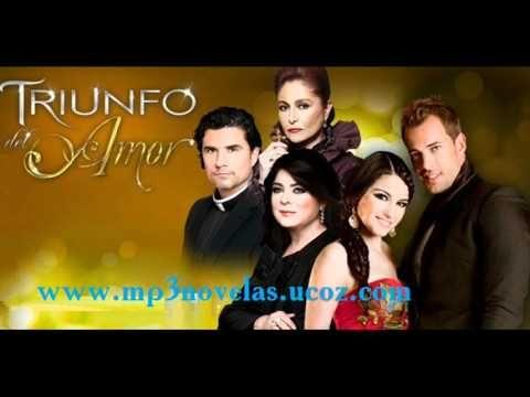 Triunfo del Amor soundtrack full mp3