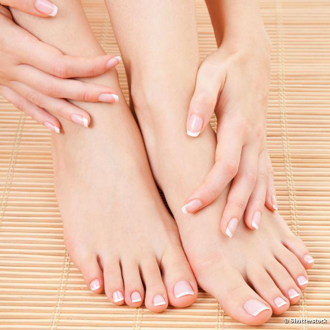 Saiba quais os cuidados necessários para fazer as unhas dos pés sozinha