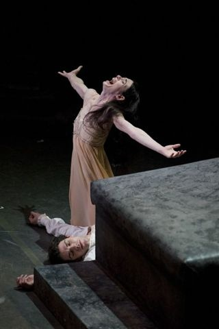 Roberto Bolle in Romeo and Juliet with Alessandra Ferri, ABT