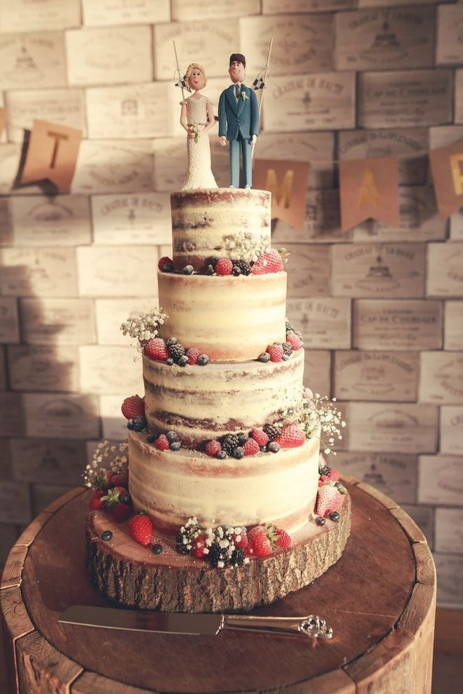 48 Characteristics Of Wedding Cake Ideas Rustic Country Chic