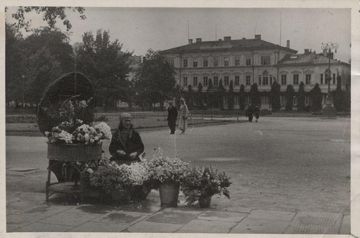 Przedwojenne zdjęcia Lublina autorstwa Zofii Chomętowskiej