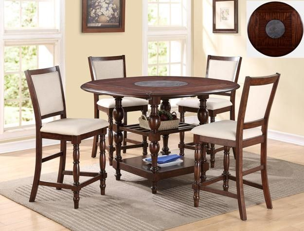 Crown Mark 2705 5 Pc Dinette By Get Your At Railway Freight Furniture Albany GA Store