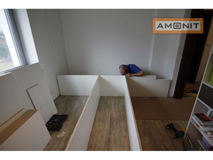 Jak se staví vestavěná skříň 2)