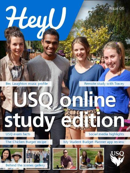 HeyU Issue 6 - 16 May 2014