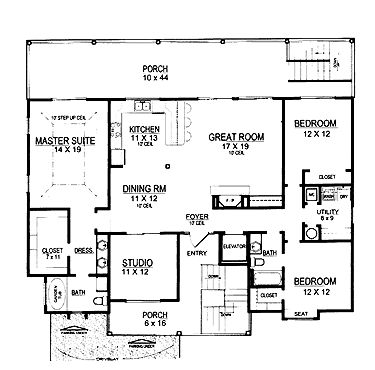 House Plans On Pinterest Coastal Homes Country Best House Design