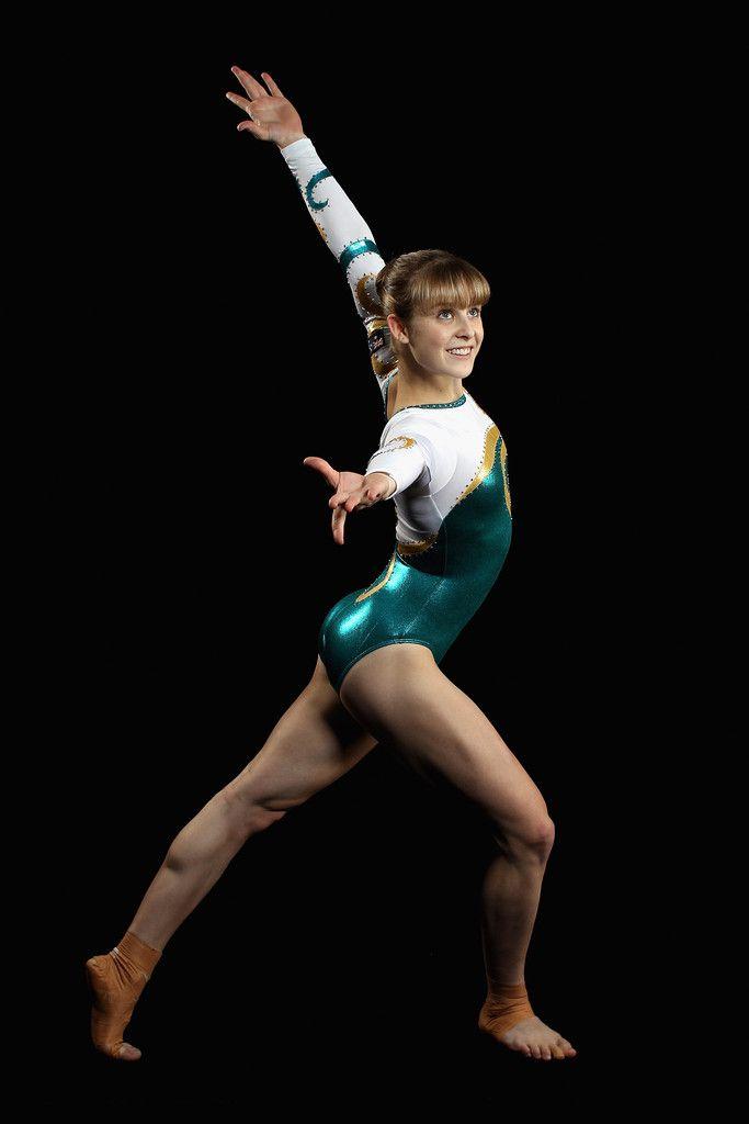 Lauren Mitchell Posing