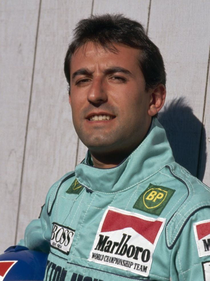 Image result for ivan capelli 1991