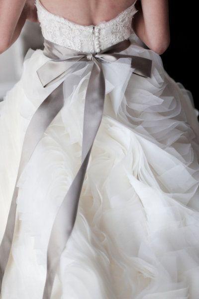 可愛さアップ♡リボンモチーフのサッシュベルトで気分はお姫さま*にて紹介している画像