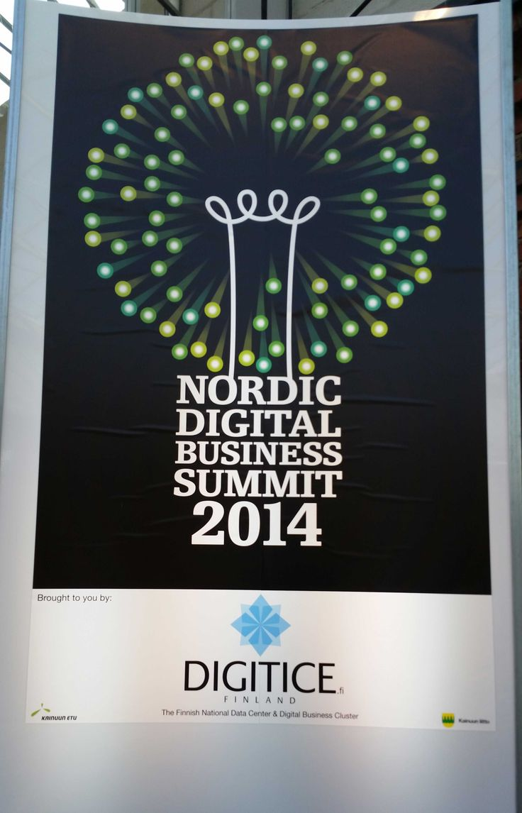 Nordic Digital Business Summit 2014