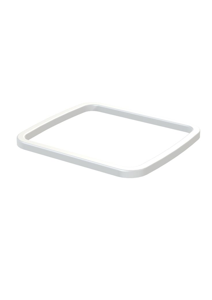 15/20L Replacement Liner Holder - Arctic White.