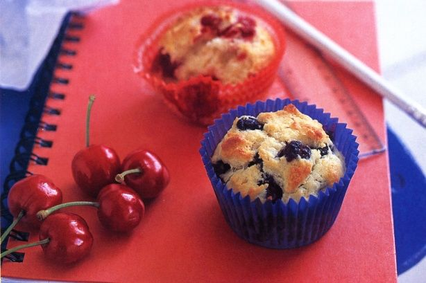 Surprise the kids with these tasty muffins in their lunch-box - they will love you for it.