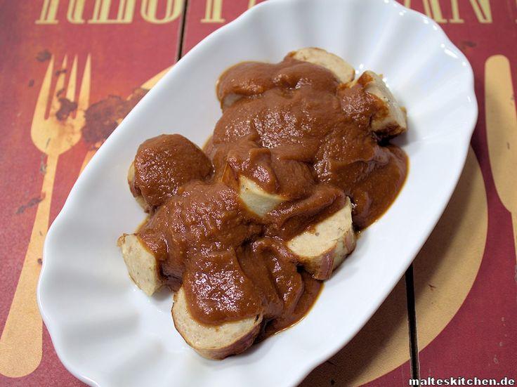 Leckere Currysauce für eine Currywurst