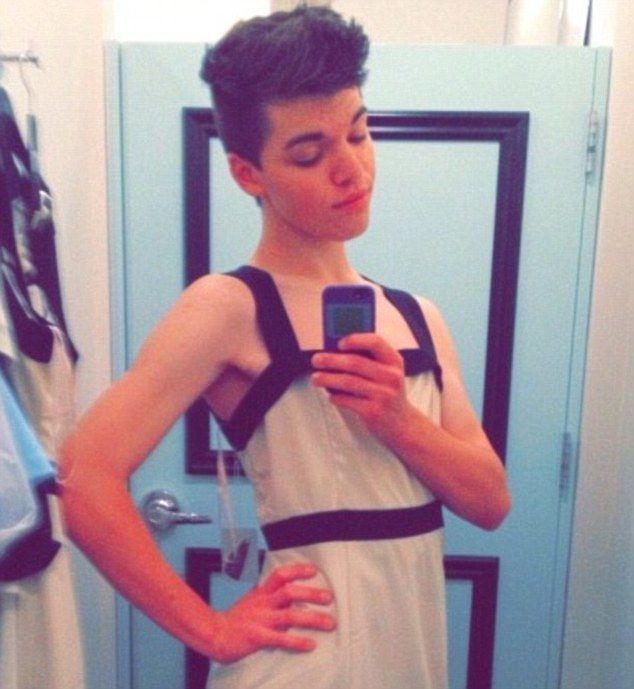 """In late 2014, transwoman Leelah Alcorn attracted global attention after posting a suicide note on her Tumblr page. According to the note, Leelah's parents, attempting to force her into therapy to address her """"condition"""", brought on Leelah's suicide, and her parents remain the target of anger from LGBTQ supporters."""
