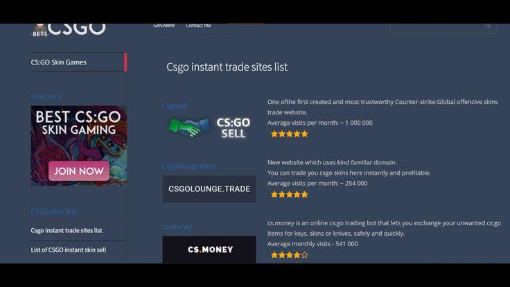 Best Online Trade Sites