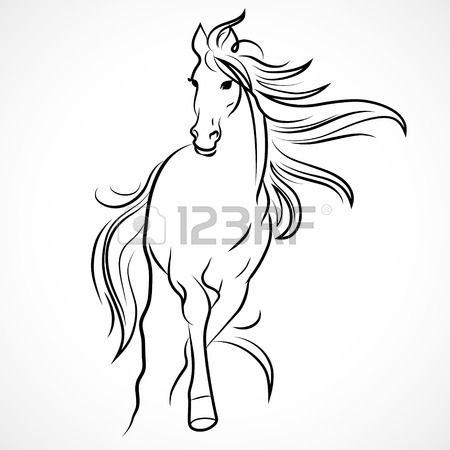 25 best ideas about dessin cheval on pinterest cheval dessin anim animaux de bande dessin e. Black Bedroom Furniture Sets. Home Design Ideas