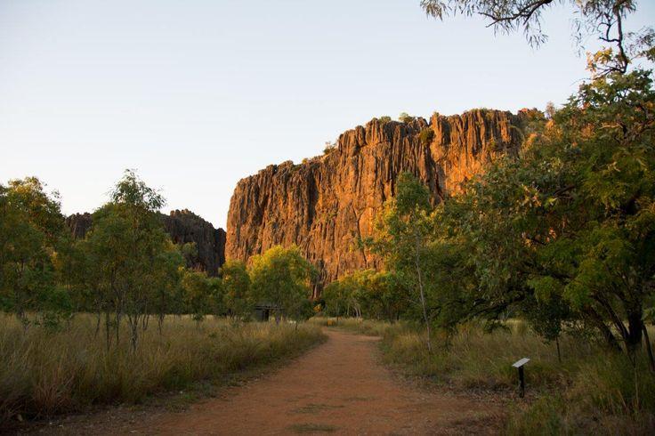 Tunnel Creek and Windjana Gorge, Gibb River Road, Western Australia