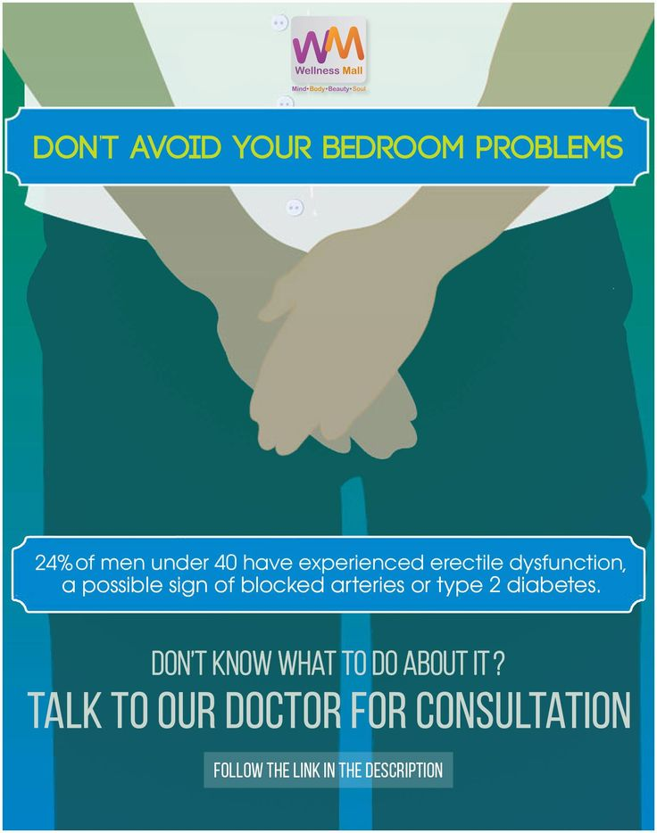 If erectile dysfunction is an issue you are facing, it can cause stress, affect your self-confidence and contribute to relationship problems. Talk to our doctors today for sexual consultation! http://ipt.pw/yDFMRb
