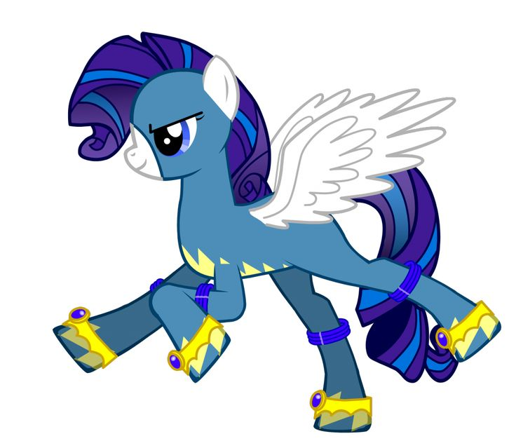 My Little Pony Creator - Atmosphere Raritisky (The Wonderbolts)