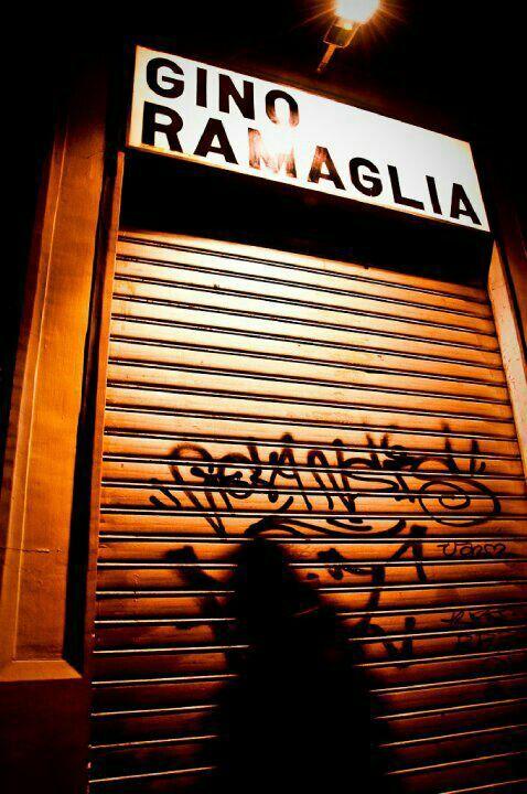 Gino Ramaglia nel Napoli, Campania