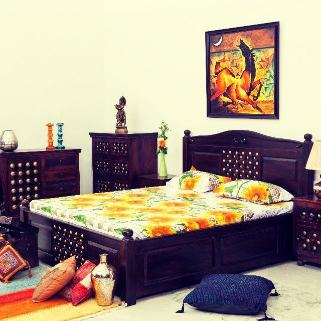 Skillful style bed for you.