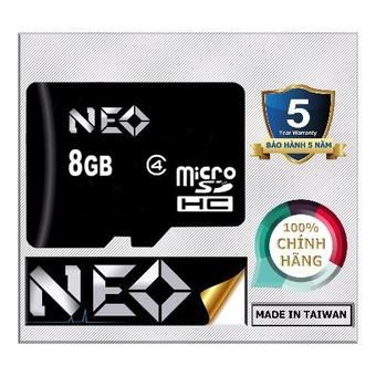 Mua Thẻ nhớ 8GB NEO micro SDHC - Hãng phân phối chính thức(8GB) chính hãng, giá tốt tại Lazada.vn, giao hàng tận nơi, với nhiều chương trình khuyến...