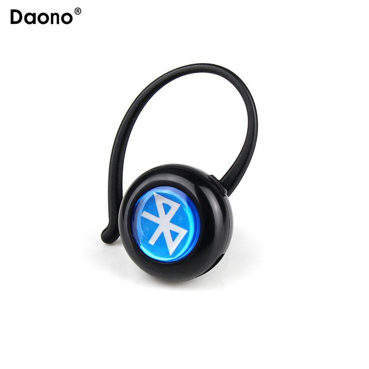 Blutooth Stereo Hand Free Mini Auriculares Bluetooth Headset Earphone Ear Phone Cordless Wireless Headphone Earbud Handsfree