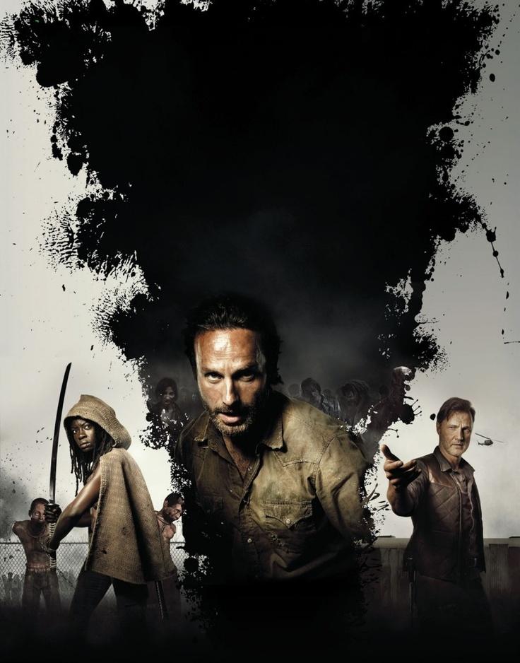 Walking Dead Season 3 Poster - Textless