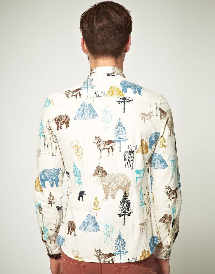ASOS Printed Shirt