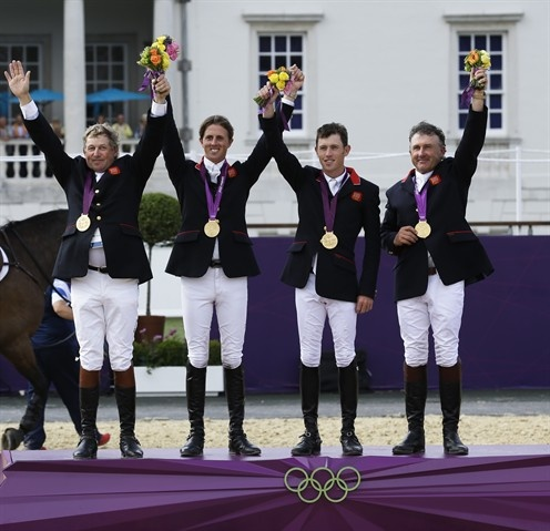 Great Britain wins gold in show jumping!  Recap | Velvet Rider