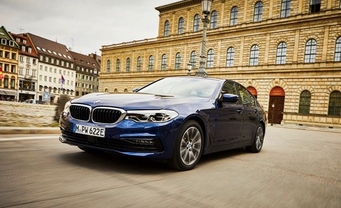2021 Bmw 5 Series Release Date Spy Images Of Partially