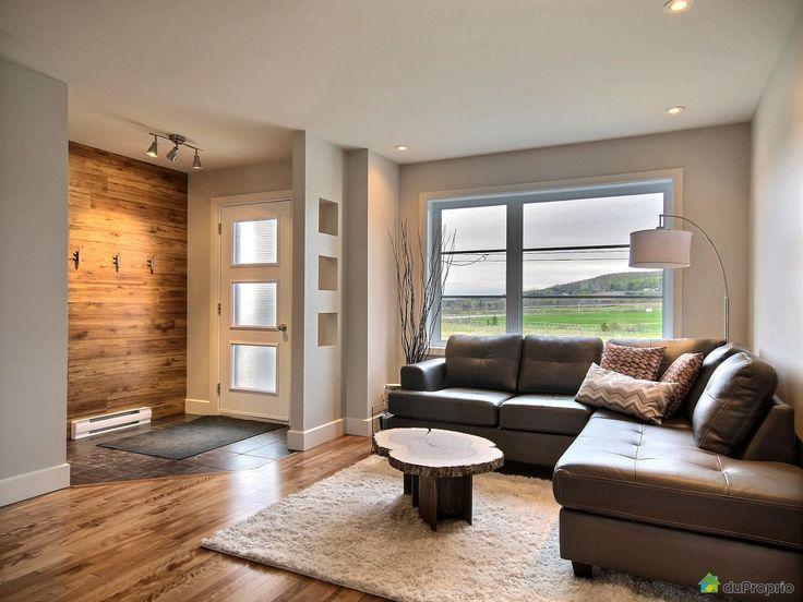 Maison neuve à vendre Fleurimont, 1835 rue Georges-Povey - Cité sur le Parc, immobilier Québec | DuProprio | 587326