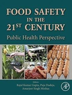 Food Safety in the 21st Century. Public Health Perspective free download by Puja Dudeja Rajul K Gupta Amarjeet Singh Minhas ISBN: 9780128017739 with BooksBob. Fast and free eBooks download.  The post Food Safety in the 21st Century. Public Health Perspective Free Download appeared first on Booksbob.com.