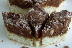 Prajitura cu crema de nuci - Culinar.ro