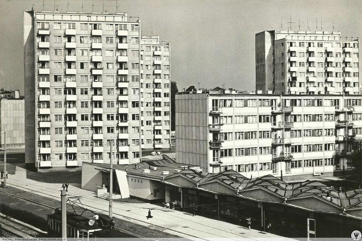 Grabiszyńska 1966rok
