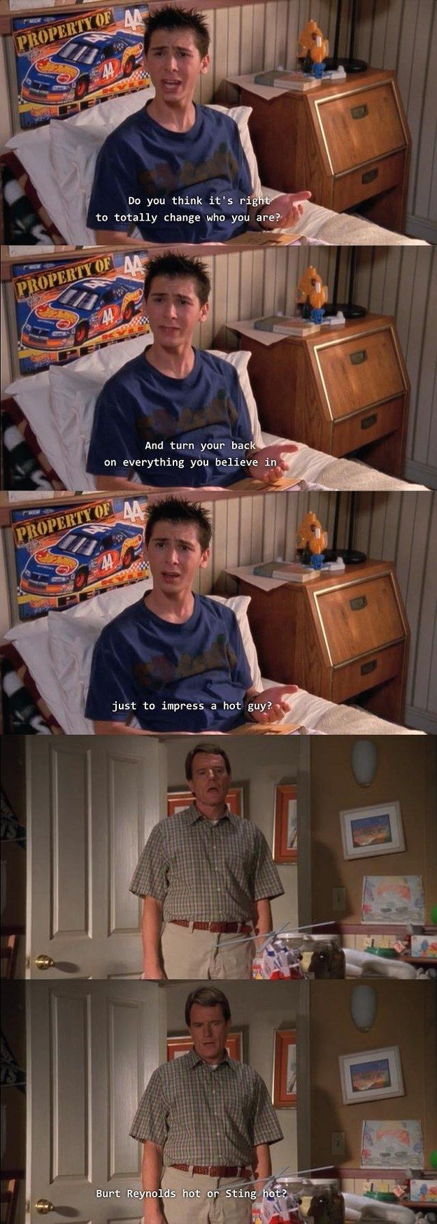 """There are two levels of """"hot."""" 