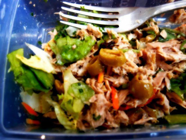 Tonhal saláta receptek (gyűjtemény)