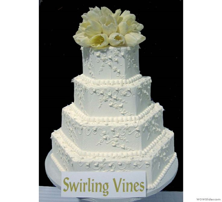 97 best Decorated and Wedding Cakes images on Pinterest Weddings