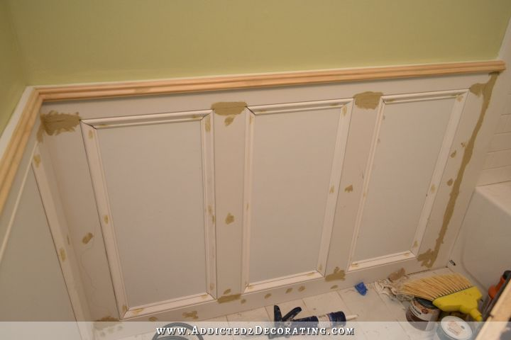 1000 images about trim and molding on pinterest planked for Examples of wainscoting