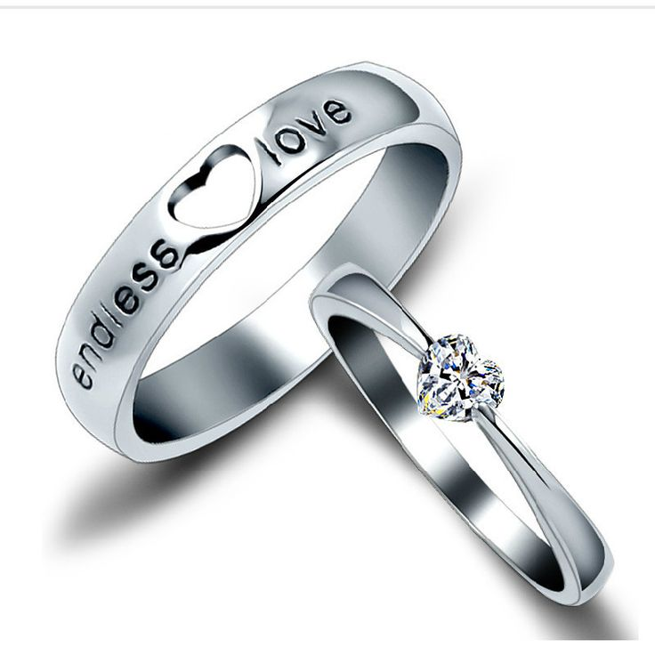 Cheap Wedding Bands For Him And Her