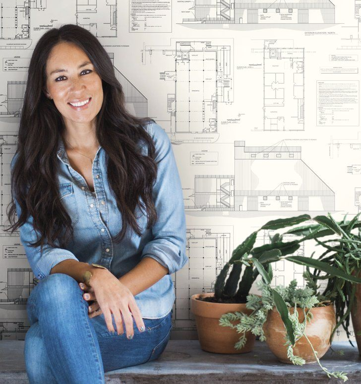 Joanna Gaines Just Gave Fans a Simple New Way to Get Shiplap on Their Walls