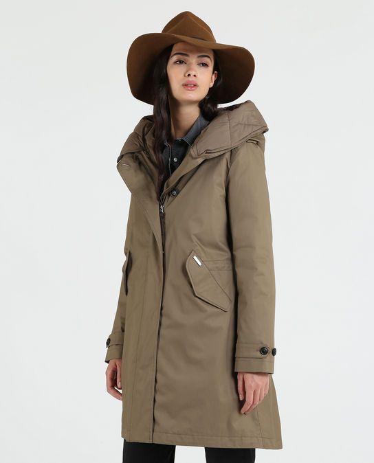 aa0235bab57 W'S Padded Prescott | Clothes | Parka, Jackets, Coat