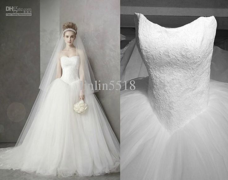 Find More Wedding Dresses Information About New Bridal Gown Actual Images Hot Sale Fashion SWEETHEART WHITE