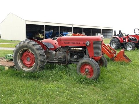 F A B Bce E B C B D Fa Old Farm Equipment Tractors
