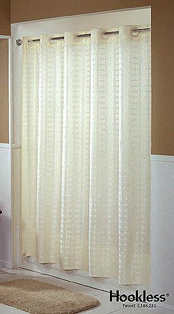 Litchfield HooklessR Shower Curtain